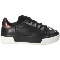 Chaussures Femme Baskets basses Janet Sport 42729 Noir