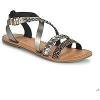 Schuhe Damen Sandalen / Sandaletten Kickers DIAPPO Bronze