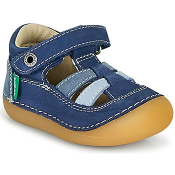 Chaussures Garçon Sandales et Nu-pieds Kickers SUSHY