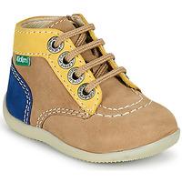 Chaussures Garçon Boots Kickers BONZIP-2