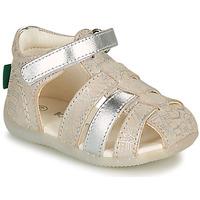 Scarpe Bambina Sandali Kickers BIGFLO-2