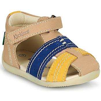 Schuhe Jungen Sandalen / Sandaletten Kickers BIGBAZAR-2