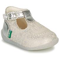 Scarpe Bambina Ballerine Kickers BONBEK-2