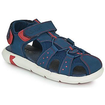Chaussures Garçon Sandales et Nu-pieds Kickers JUMANGE