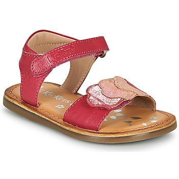 Chaussures Fille Sandales et Nu-pieds Kickers DYASTAR