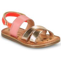 Schuhe Mädchen Sandalen / Sandaletten Kickers DYACROSS