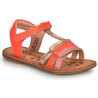 Schuhe Mädchen Sandalen / Sandaletten Kickers DIAMANTO