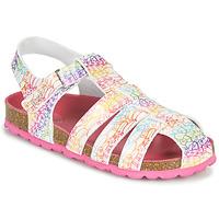Chaussures Fille Sandales et Nu-pieds Kickers SUMMERTAN