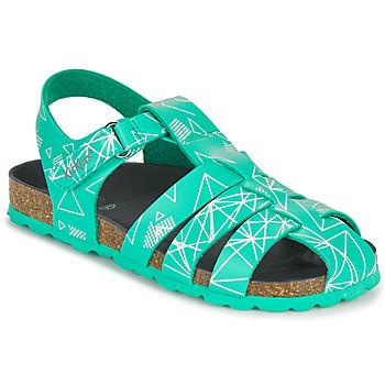 Chaussures Garçon Sandales et Nu-pieds Kickers SUMMERTAN