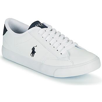 Scarpe Unisex bambino Sneakers basse Polo Ralph Lauren THERON IV