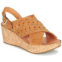 Schuhe Damen Sandalen / Sandaletten Felmini MONACO Braun,