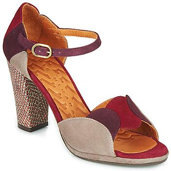 Schuhe Damen Sandalen / Sandaletten Chie Mihara ADAIR Bordeaux / Beige