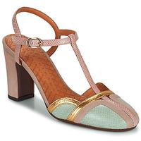 Schuhe Damen Pumps Chie Mihara INMA Beige / Golden