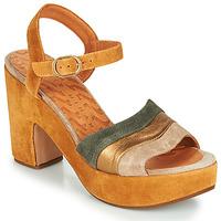 Schuhe Damen Sandalen / Sandaletten Chie Mihara YEVA Golden