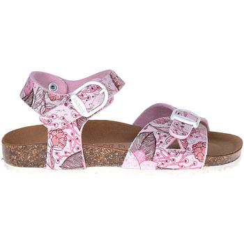 Chaussures Fille Sandales et Nu-pieds Bionatura CHIARA IMB Rose