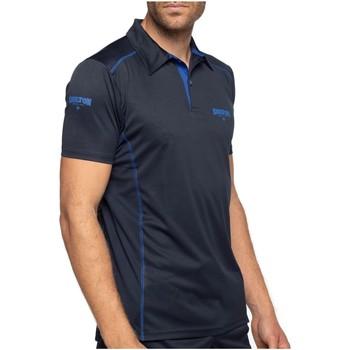 Vêtements Homme Polos manches courtes Shilton Polo de sport Dept Bleu marine