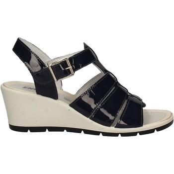 Chaussures Femme Sandales et Nu-pieds Enval 7986 Bleu