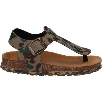 Chaussures Enfant Sandales et Nu-pieds Bionatura 22B1001 Vert