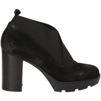 Chaussures Femme Bottines Janet Sport 40837 Noir