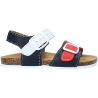 Chaussures Enfant Sandales et Nu-pieds Bionatura LUCA IMB Bleu