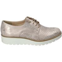 Chaussures Femme Derbies Enval 3255144 Orange