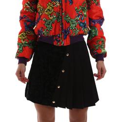 Vêtements Femme Jupes Versace A9HUB30505487899 Noir