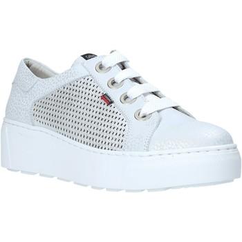 Chaussures Femme Baskets basses CallagHan 14919 Gris