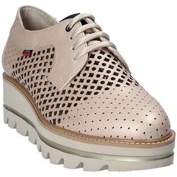 Chaussures Femme Derbies CallagHan 14806 Rose