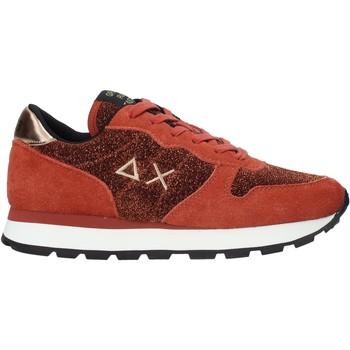 Chaussures Femme Baskets basses Sun68 Z40205 Rouge