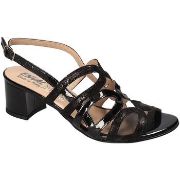 Chaussures Femme Sandales et Nu-pieds Enval 3298300 Noir