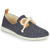 Schuhe Damen Sneaker Low Armistice STONE ONE W Marineblau / Senfgelb