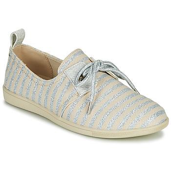 Schuhe Damen Sneaker Low Armistice STONE ONE W Silbrig