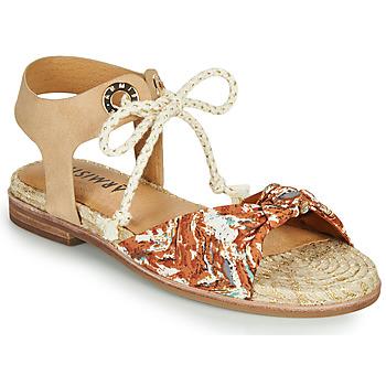 Schuhe Damen Sandalen / Sandaletten Armistice RIO COAST W Braun,