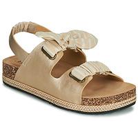 Schuhe Damen Sandalen / Sandaletten Armistice COLINE KNOT W Golden