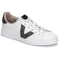 Scarpe Donna Sneakers basse Victoria TENIS PIEL GLITTER