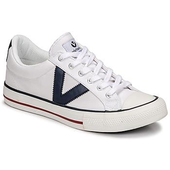 Scarpe Sneakers basse Victoria TRIBU LONA CONTRASTE