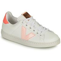 Scarpe Bambina Sneakers basse Victoria TENIS VEGANA CONTRASTE
