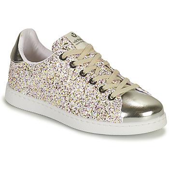 Scarpe Bambina Sneakers basse Victoria TENIS GLITTER