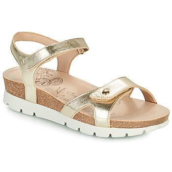 Schuhe Damen Sandalen / Sandaletten Panama Jack SULIA SHINE Golden