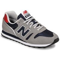 Schuhe Herren Sneaker Low New Balance 373 Grau / Blau / Rot