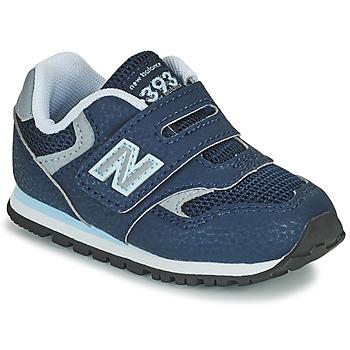 Schuhe Jungen Sneaker Low New Balance 393 Blau