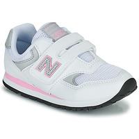 Schuhe Mädchen Sneaker Low New Balance 393 Weiß