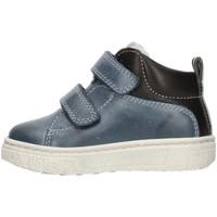 Chaussures Garçon Baskets basses Balocchi 601729 Bleu