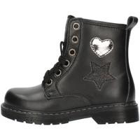 Chaussures Fille Bottines Balocchi 671804 Noir