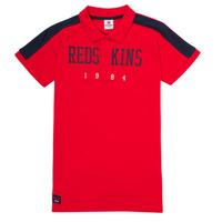 Abbigliamento Bambino Polo maniche corte Redskins PO180117-RED