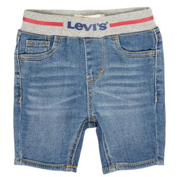 Kleidung Jungen Shorts / Bermudas Levi's 6EB819-M0P Blau