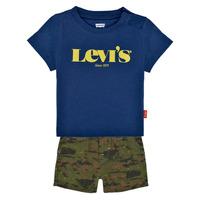 Kleidung Jungen Kleider & Outfits Levi's 6EC678-U29 Bunt