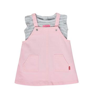 Kleidung Mädchen Kleider & Outfits Levi's 1ED091-A4U Bunt