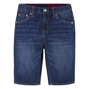 Kleidung Jungen Shorts / Bermudas Levi's PERFORMANCE SHORT Blau