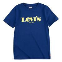 Vêtements Garçon T-shirts manches courtes Levi's GRAPHIC TEE